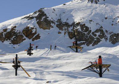 Centros de Ski _ Juegos de Aire con Canopy Parque Farellones