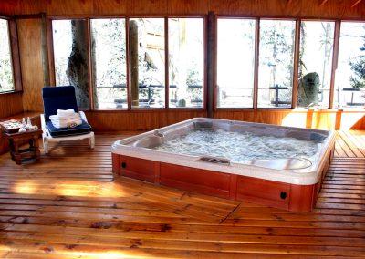 Hot tub Posada 01