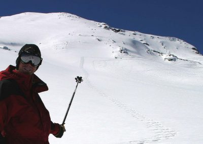 La Parva Skier 01