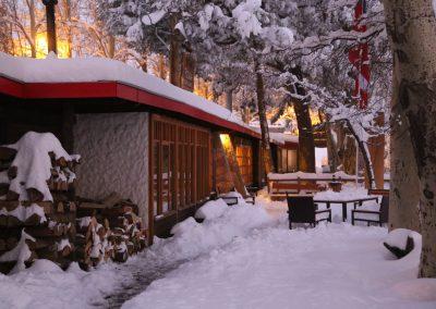 NIEVE Exterior Hotel nieve03