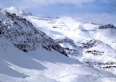 NIEVE Montaña Valle Nevado 01