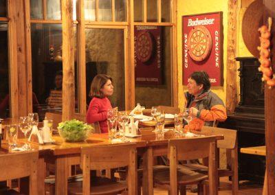 Restaurant Huespedes Posada Hotel  11