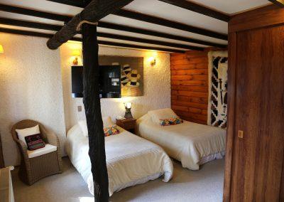 Triple or Quad room 17